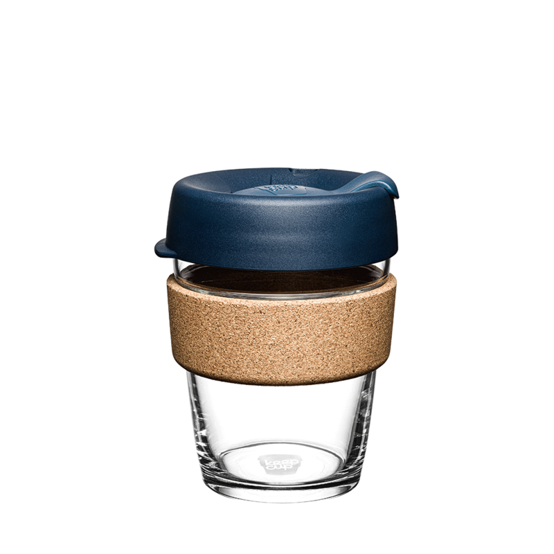 KeepCup Reusable Brew Cup Cork Medium: Spruce