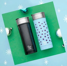 Load image into Gallery viewer, S'ip Travel Mug: Coffee Black