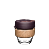 KeepCup Reusable Brew Cup Cork Small: Alder