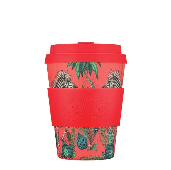Emma J Shipley Ecoffee Reusable Cup: Lost World