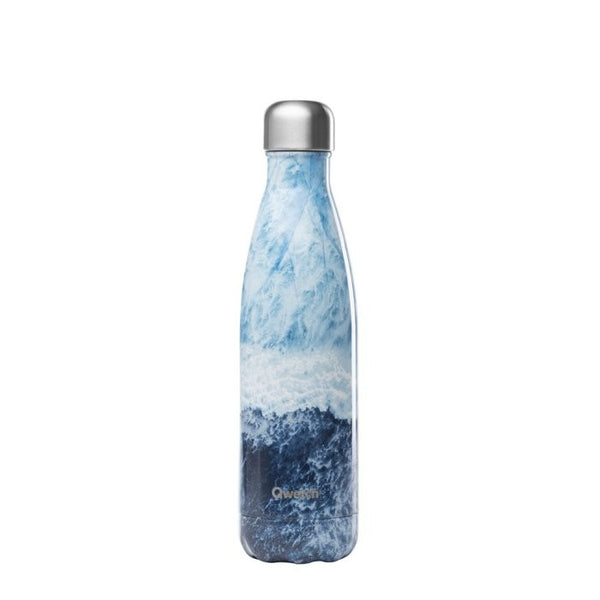 Qwetch Reusable Bottle - Ocean Lover