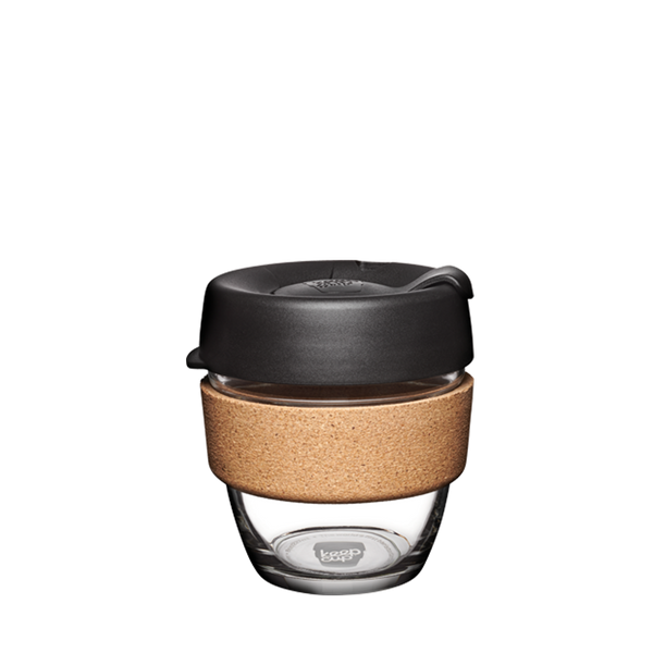 KeepCup Reusable Brew Cup Cork Small: Espresso