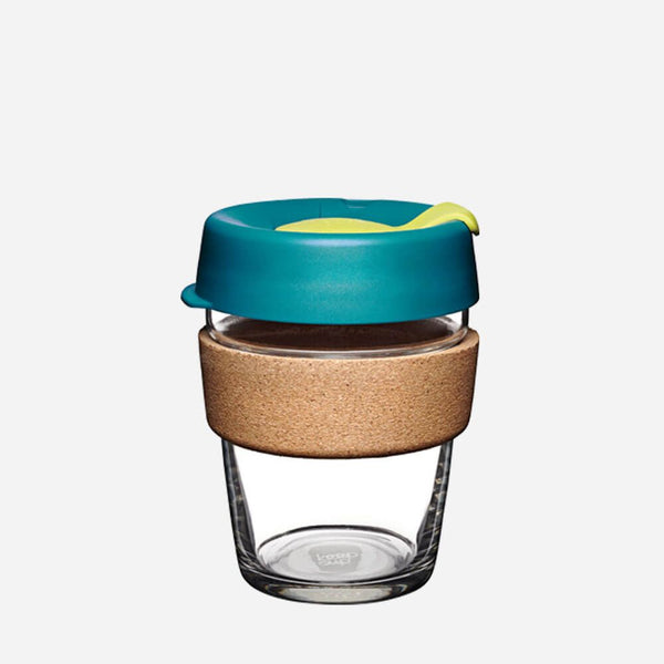 KeepCup Reusable Brew Cup Cork Medium: Turbine