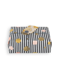 Load image into Gallery viewer, Wrag Wrap Reversible Crackle Wrap: Stag & Stripes