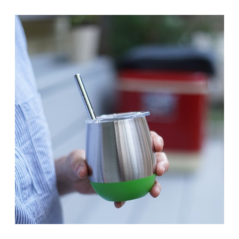 Stainless Steel Mini Cocktail Reusable Drinking Straws