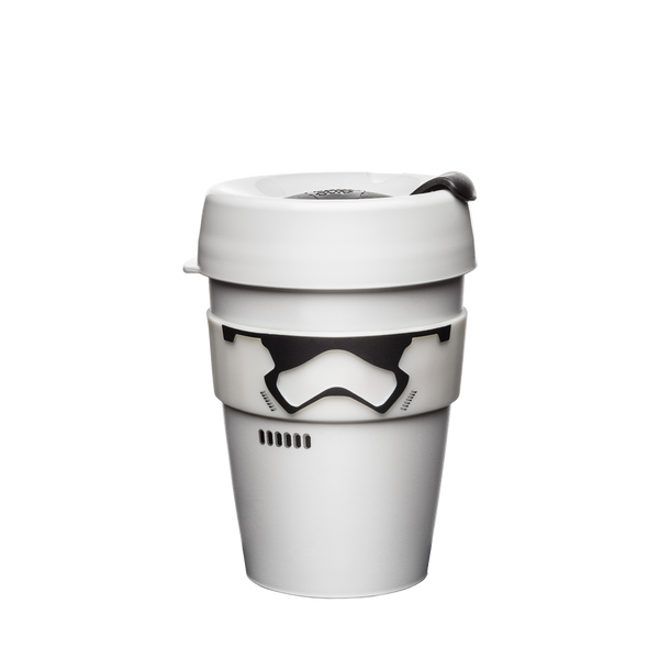 Star Wars Collection: Stormtrooper KeepCup Original - with FREE carry bag