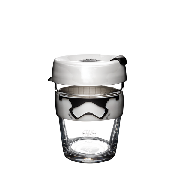 Star Wars Collection: Stormtrooper KeepCup Brew - with FREE carry bag