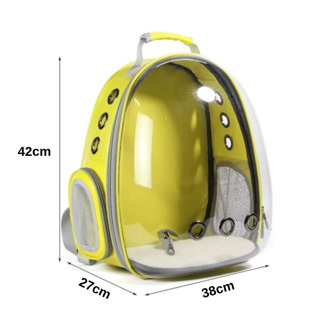 Pet Carrier Transparent Backpack