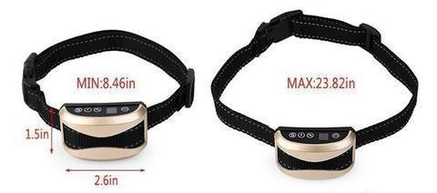 Dog Anti-Bark Shock Collar Vibration Pet Automatic Train Electric