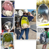 Staulino Cat Carrier Transparent Backpack Astry™ Cat Carrier Transparent Backpack