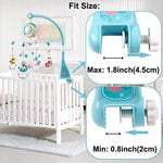 Staulino Baby Crib Musical Mobile Baby Crib Musical Mobile With Projector