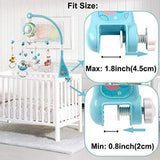 Baby Crib Musical Mobile Cot Bed Hanging Lullaby Toys