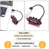 Staulino Bicycle Safety LED Tail Light Bicycle Safety LED Tail Light