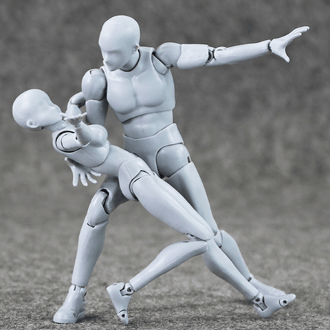 Staulino Body Kun And Body Chan Figuarts Body Kun And Body Chan Figuarts