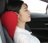 Car Memory Foam Headrest Travel Pillow Neck Support