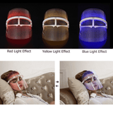 Staulino LED Light Therapy Face Mask DermaLuminate™ LED Light Therapy Face Mask
