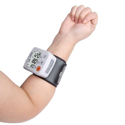 Staulino Blood Pressure Monitor Wrist Monitor Blood Pressure Monitor