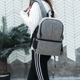 Staulino Camera Backpack Gray Camera Backpack 2.0