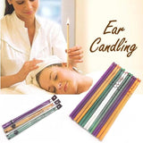 Ear Wax Cleaning Candles Removal Natural 40 Pcs