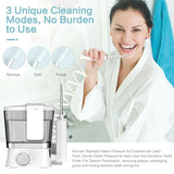 yaocai8555 Electric Water Jet Pick Flosser Oral Irrigator Teeth Tooth Cleaner Dental Clean