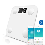 Staulino Bluetooth Smart Scale White FitYou™ Bluetooth Smart Scale