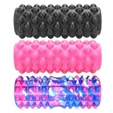 Staulino Yoga Blocks Foam Roller Back Massager