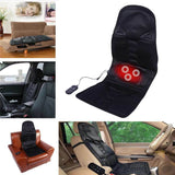 Staulino HeatBoost™ Car/Home Cushion with Massage and Heat