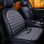 Staulino Automobiles Seat Covers Gray / 1PC HeatBoost™ - The Heated Car Seat Cover (1 Pc)