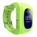 Staulino Kids Smart Watch GPS Tracker Slime Green Bimboo™ GPS Tracker Kids Smart Watch