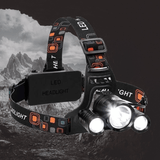 Staulino The LED Headlamp 13000LM Black Lampr™ The LED Headlamp 13000LM