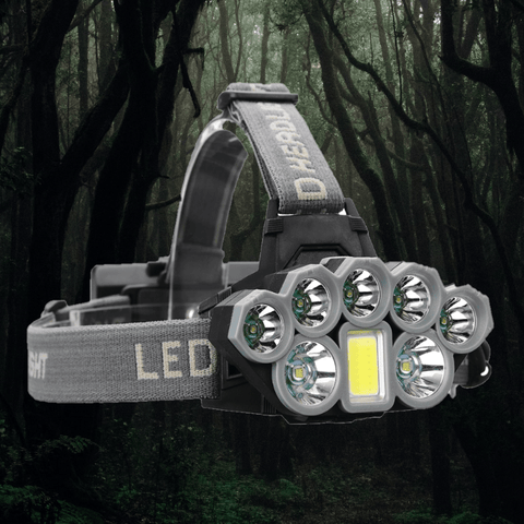 Staulino Lampr™ The LED Headlamp 20000LM Lampr™ The LED Headlamp 20000LM
