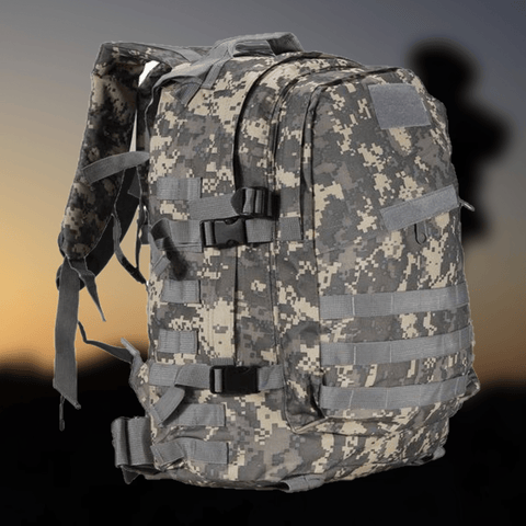 Military Tactical Backpack 55L Assault Army Pack Large