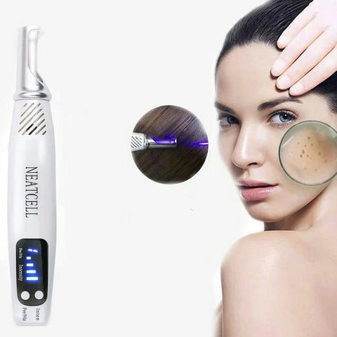 Neatcell™ Laser Pen for Warts Tattoos Freckles & Dark Spots