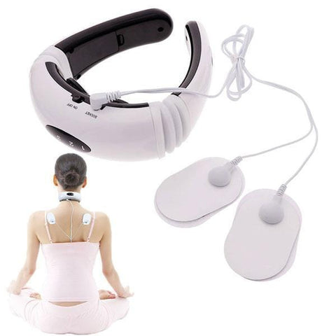 Neck Massager Pain Stress Tension Relief