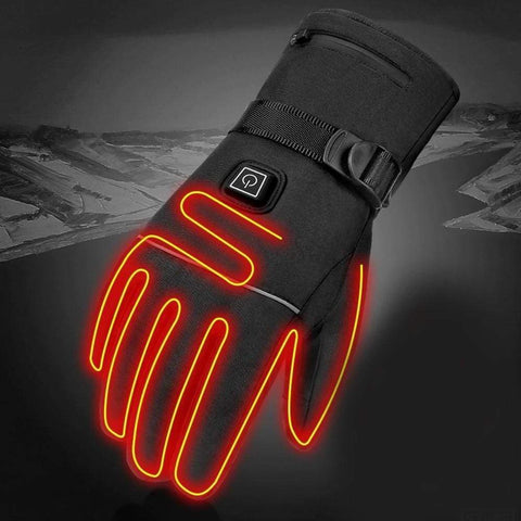 Staulino Paky™ Battery Powered Heated Gloves A2 With 2pcs Battery Paky™ Battery Powered Heated Gloves