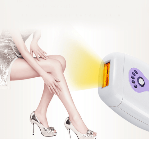 Permanent Laser Hair Removal Machine IPL Home Device