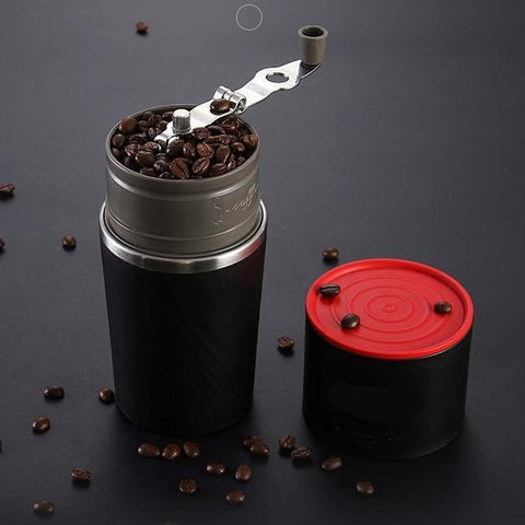 Portable Coffee Maker Travel Manual Hand Espresso Pressure