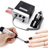 Nail File Drill Machine Professional Manicure Pedicure Electric Kit