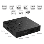 Staulino TV Smart Media Streaming Box Puvy™ TV Smart Media Streaming Box