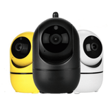 Motion Tracking Camera Detection Sensor Follow Auto Activated 1080P