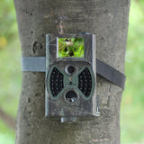 Hunting Trail Camera 1080P Night Vision Video 8MP Deer Wildlife