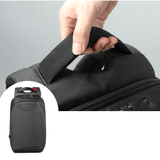 Anti-Theft Backpack Bag Theft Proof USB Charging 15.6in