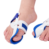 Orthopedic Bunion Corrector Splints - Non-Surgical Natural Treatment & Relief, Adjustable Pair, Wear at Night
