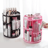Staulino Rotating Makeup Organizer The Rotating Makeup Organizer