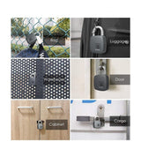 Staulino Fingerprint Smart Pad Lock Fingerprint Smart Pad Lock