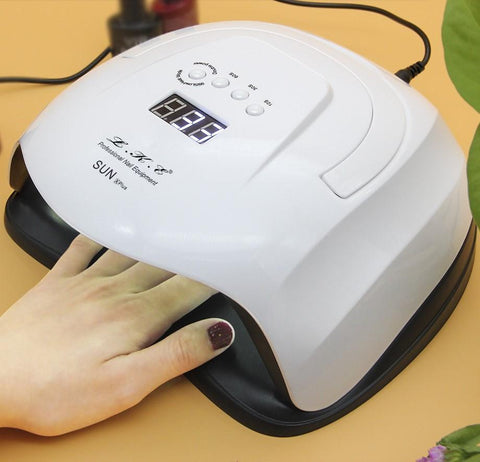 UV Nail Lamp Dryer LED Gel Polish Light Curing Machine
