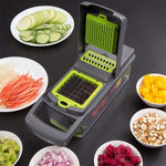 Multi-Functional Tool 7-in-1 Kitchen Slicer Vegetable Grater Cutter