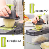 Staulino Multi-Functional Tool 7-in-1 Kitchen Slicer Multi-Functional Tool™ 7-in-1 Kitchen Slicer