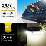 Staulino Wall Mounted Solar Wall Light Wall Mounted Solar Wall Light