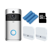Staulino Wireless Video Doorbell Camera Package C Wireless Video Doorbell Camera